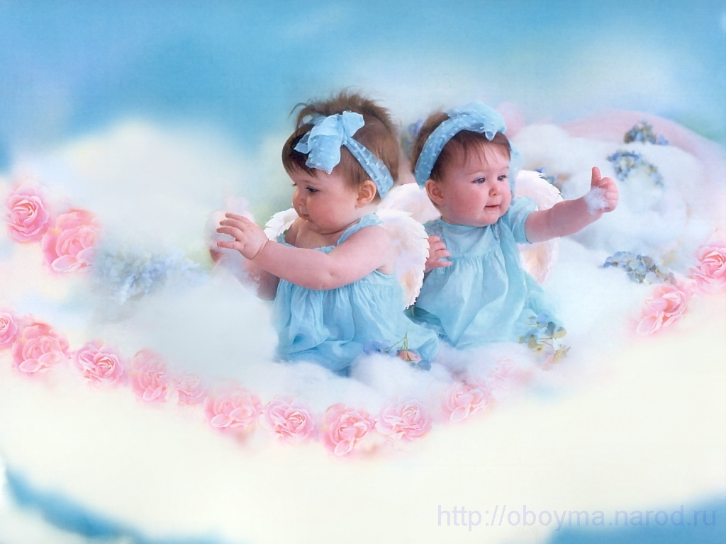аватарки детишки ангелочки